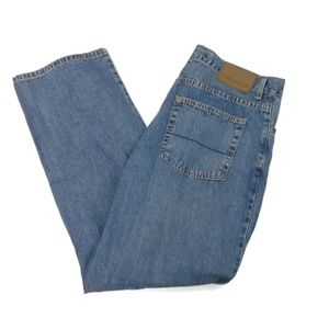 Nautica Relaxed Fit Mens Jeans 34 x 29